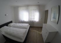 Gästehauszimmer Doppelbett