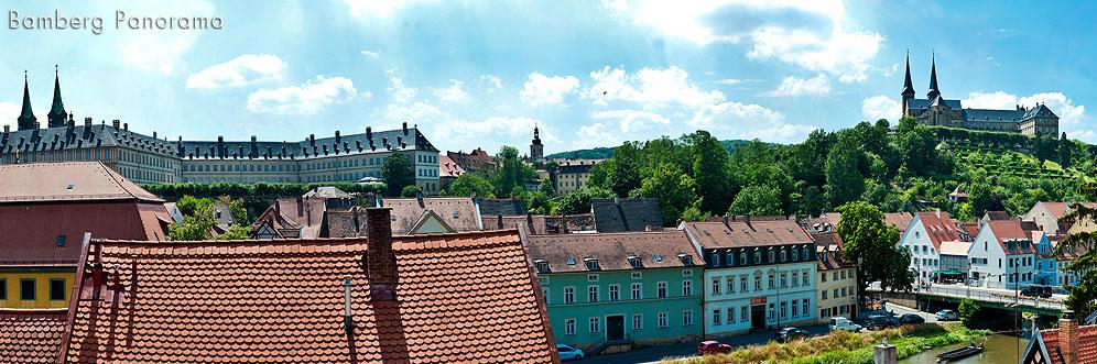 Bamberg-Panorama
